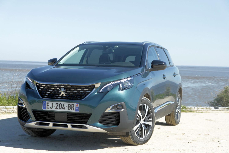 Essai Peugeot 5008: le SUV pratique comme un monospace