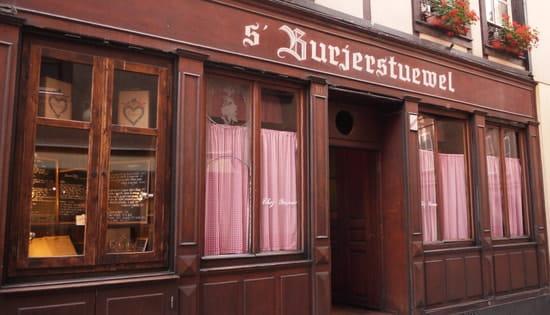 "Chez Yvonne - ""S'Burjersteuewel"""