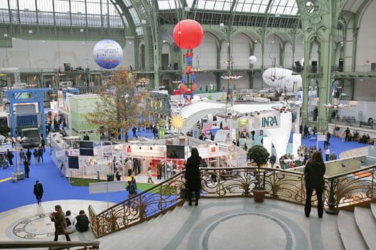 L'Europe des sciences s'expose au Grand Palais