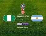 Football - Nigeria / Argentine