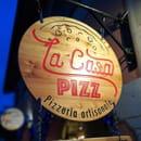 Restaurant : La Casa Pizz'  - La Casa pizz' livraison gratuite pizza à Valmorel -   © non