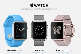 Apple Watch : les précommandes sont ouvertes