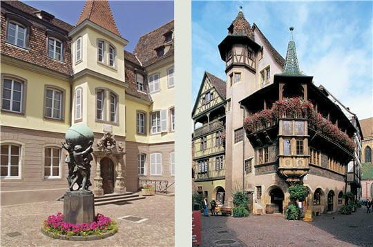 Musées et maisons
