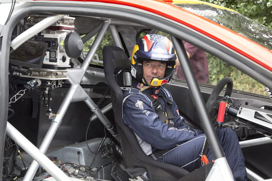 Futuroscope: vivez les aventures de Sébastien Loeb et Thomas Pesquet
