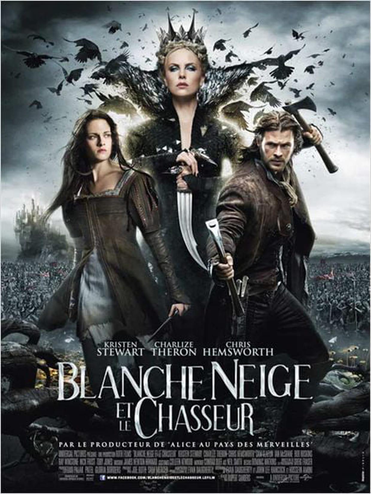 Blanche Neige Et Le Chasseur Bande Annonce Du Film Seances Sortie Avis