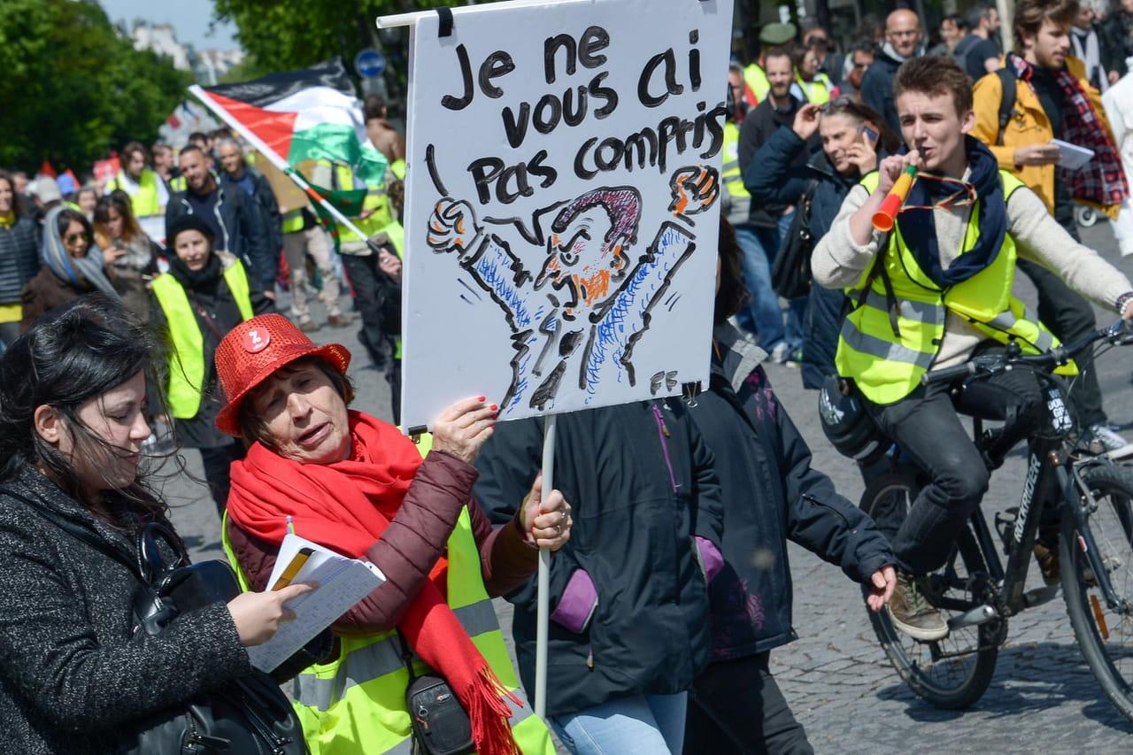 Gilets jaunes: quelle mobilisation le 1er mai? Ce qui est prévu