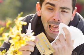 Rhume des foins: quel est le traitement idéal?