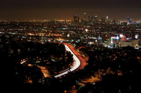Mulholland Drive, à l'écran comme à L.A.