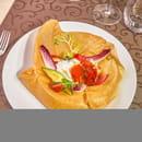 Plat : Les Amandiers  - Les Amandiers, est un restaurant français qui propose de la cuisine traditionnelle et de qualité -   © Copyright