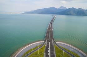 Leplus long pont dumonde: découvrez le nouveau pont maritime le plus long du monde
