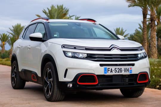 Citroën C5Aircross: le best-seller en 2019? Notre essai en images