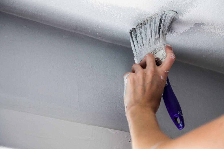 les murs et les plafonds - Comment Faire Pour Peindre Un Plafond