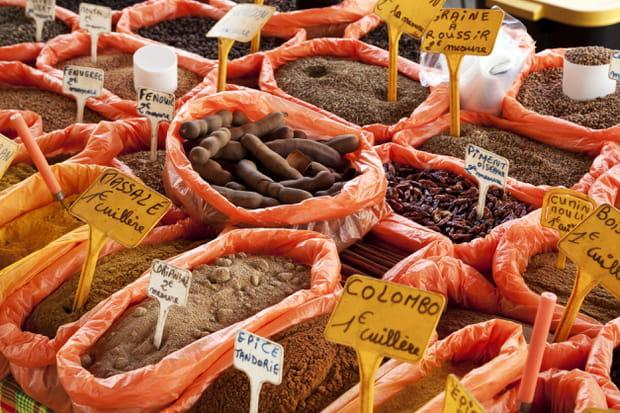 Au marché de Pointe-à-Pitre