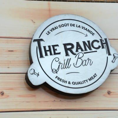 Restaurant : The Ranch  - the ranch bar à viandes halal Courbevoie -   © The Ranch