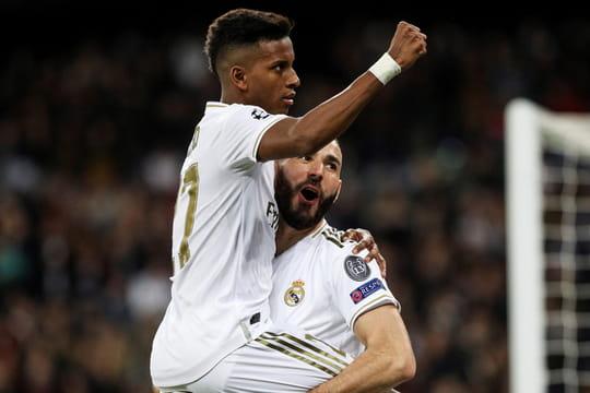 Real Madrid - Galatasaray: Benzema encore décisif, le résumé et les buts en vidéo