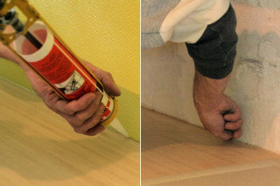 Faire des joints de silicone - Faire un joint silicone ...
