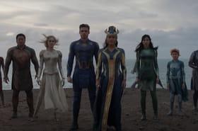 Les Eternels: le film Marvel de Chloé Zhao présente sa bande-annonce