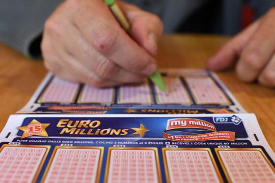 Résultat Euromillion: letirage du2octobre 2015 avecMyMillion [EN LIGNE]