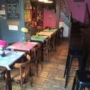 Restaurant : La Solette  - La salle du rez-de-chaussée -   © la solette