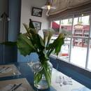 Le Pub la Crêperie  - LA CREPERIE à Saint Vaast la Hougue... déco charmante et assiettes délicieuses -   © MDTabard