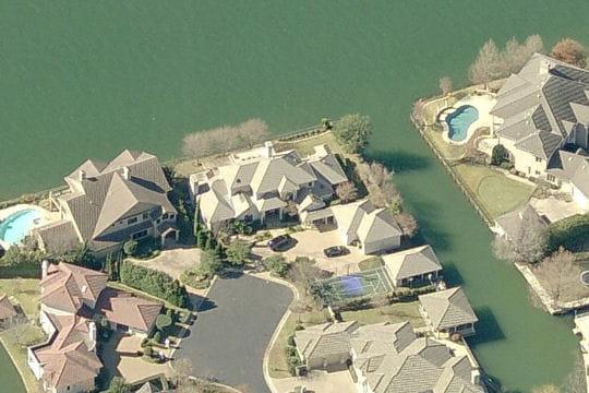 La maison d'Andy Roddick