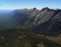 Vues d'en haut : Dans les Rocheuses du Montana