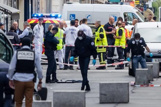 Attentat de Lyon: les explications du suspect sur sa bombe et Daesh