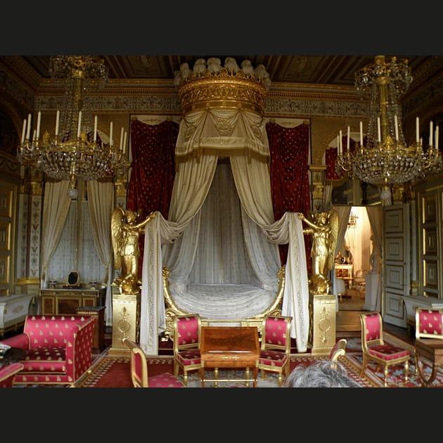 Palais impérial de Compiègne dans l'Oise