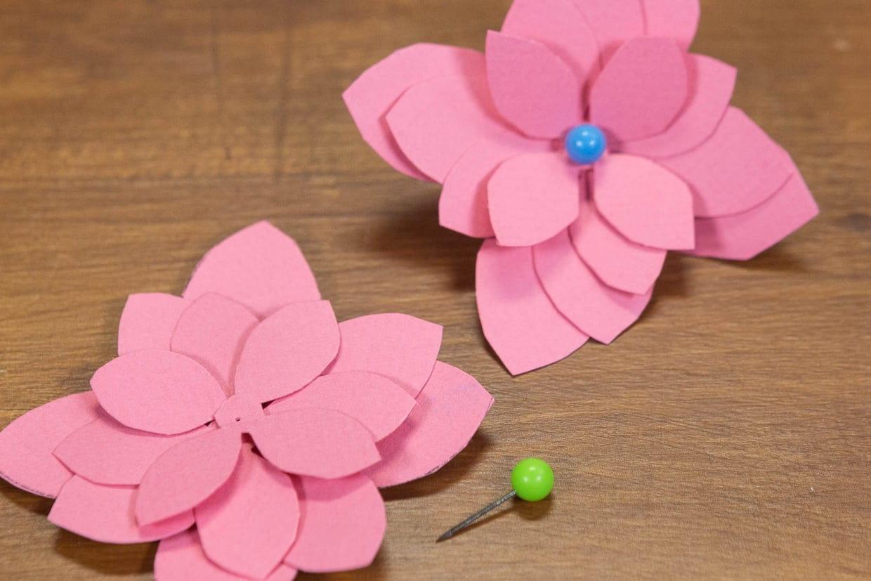 Fleur en papier : comment en fabriquer