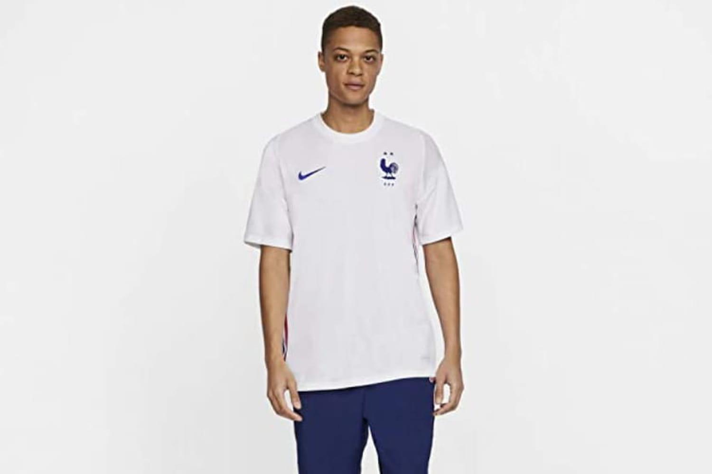 Bon plan maillot équipe de France: le maillot extérieur en promotion