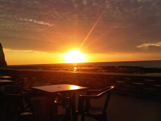 Restaurant de la mer  - vue sur mer -