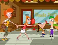Phineas et Ferb : Romance interdite