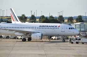 Air France: la compagnie aérienne va assurer 50% de ses vols en novembre et décembre