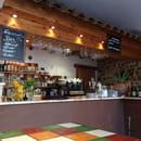 Entrée : Café des Clercs  - Le bar -   © non