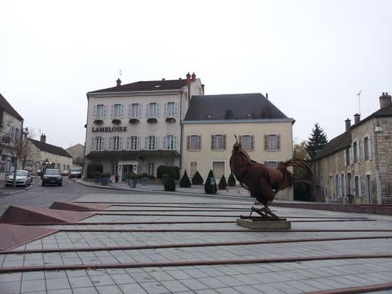 Maison Lameloise  - restaurant Lameloise -   © mv3dfr@free.fr
