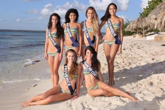 Miss France 2015: quelles régions ont eu le plus de candidates gagnantes?