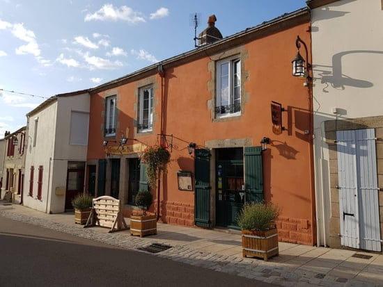 Restaurant : Crêperie du Vidame  - Facade -