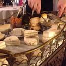 Fromage : Le Clair de la Plume  - Le plateau de fromage est vraiment impressionnant -