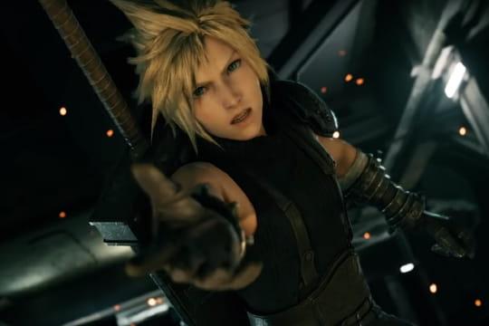 Final Fantasy 7: un mode classique amène l'ancien système de combat