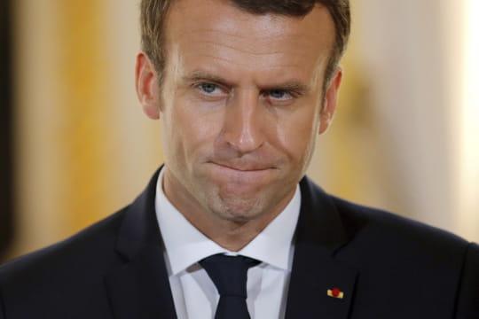 Emmanuel Macron: son propre parti LRM attaque en justice