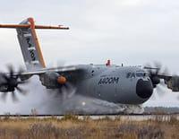 Les maîtres du ciel : Airbus A400M - A300 ZERO-G