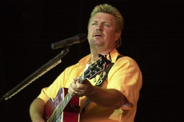 Le chanteur Joe Diffie