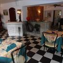Restaurant Le Damier  - La salle -