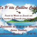 La P'tite Cuillère Créole  - La carte de visite dos -   © Joël