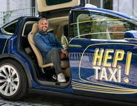 Hep taxi ! : Sharko