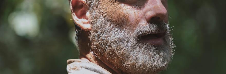 Les photos des au revoirs de Rick dans la saison 9de The Walking Dead