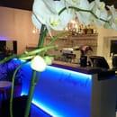 Restaurant : L'Intemporel  - Le bar -