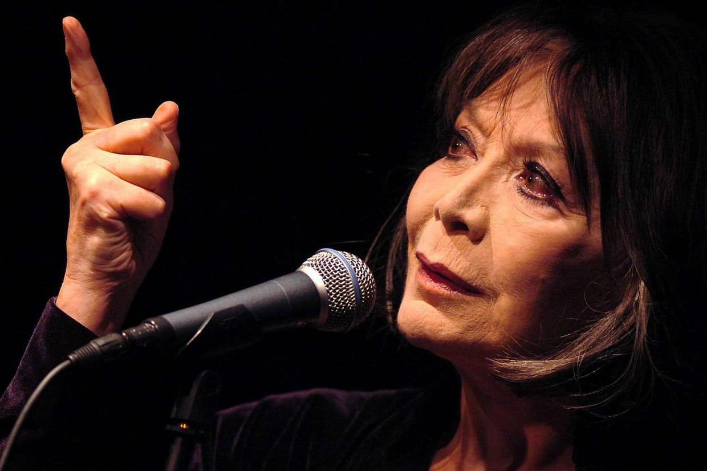 La chanteuse française Juliette Gréco s'est éteinte à l'âge de 93 ans