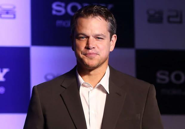 Matt Damon : Matthew Paige