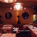Café Marco Polo  - Salle restaurant fond -   © kor dzin